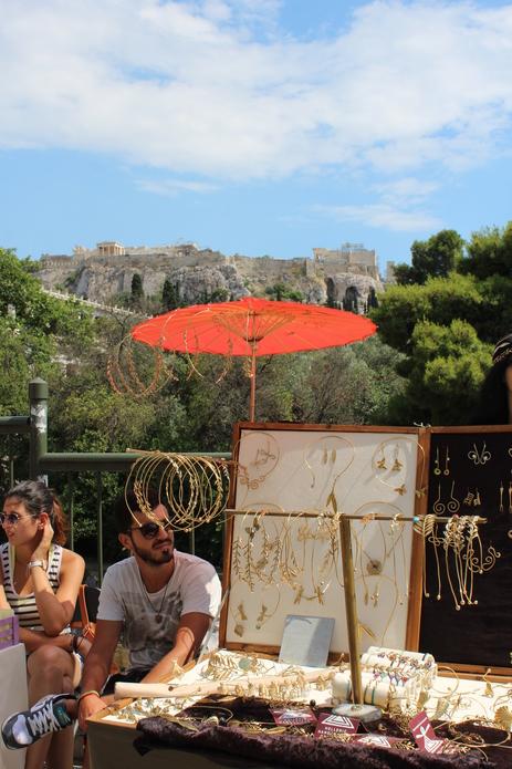 Craft in Athens, Attica, Greece