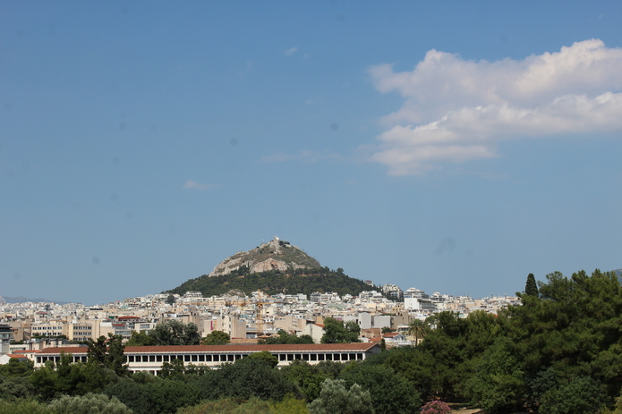 Inspiration in Athens, Attica, Greece