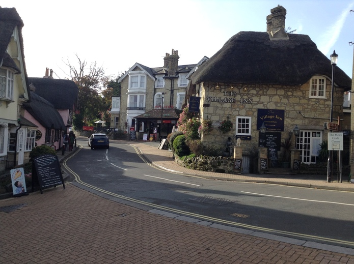 Shop in Newport, England, United Kingdom