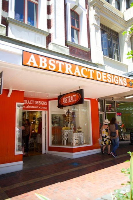 Shop in Wellington, New Zealand