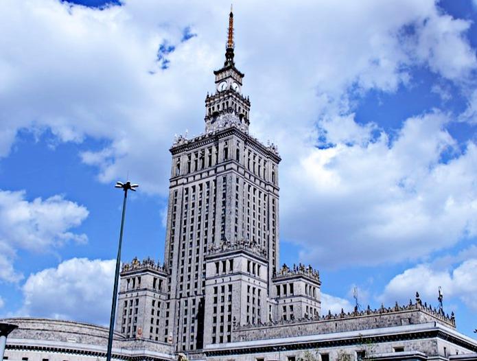 Inspiration in Warsaw, Masovian Voivodeship, Poland