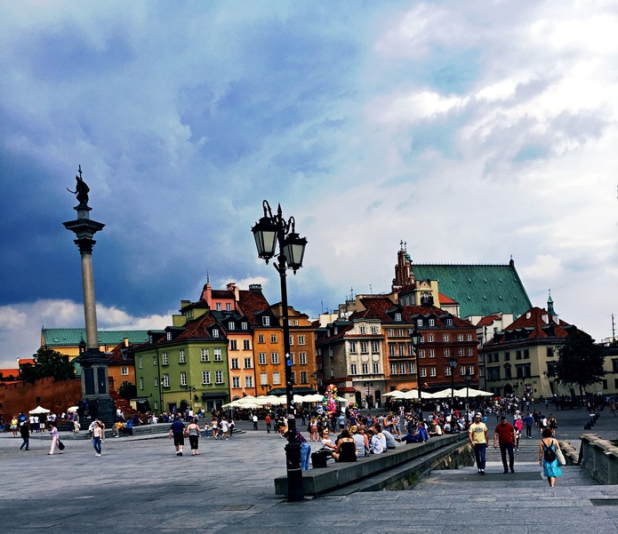 See Something Special in Warsaw, Masovian Voivodeship, Poland