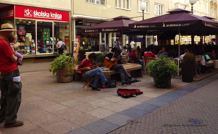 Eat & Drink in Zagreb, City of Zagreb, Croatia