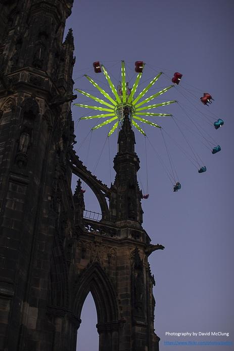 See Something Special in Edinburgh, Scotland, United Kingdom