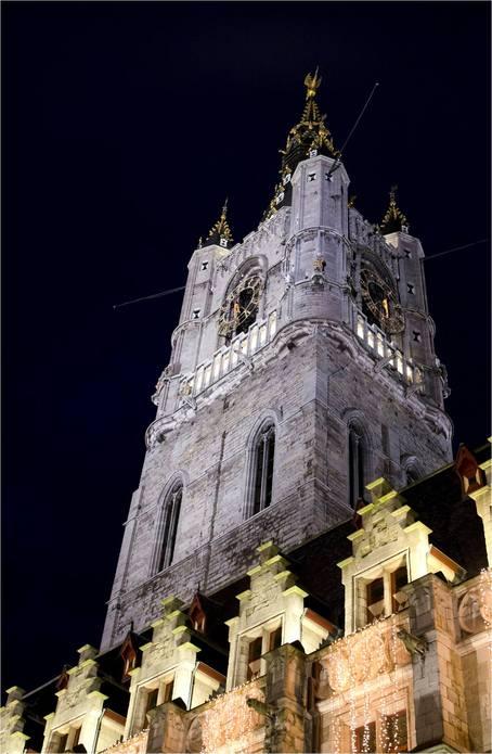Inspiration in Gent, Flanders, Belgium