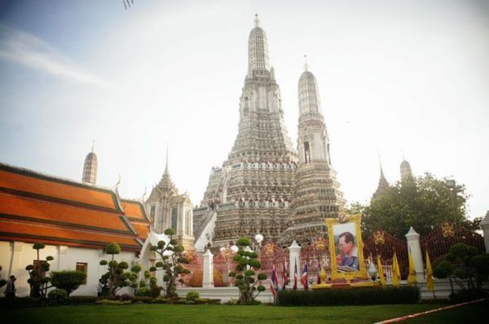 Inspiration in Bangkok, Thailand