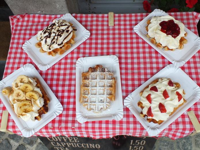 Eat & Drink in Brugge, Flanders, Belgium