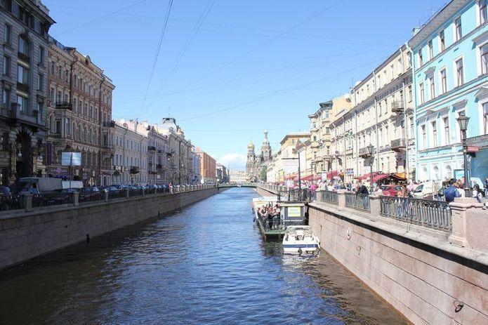 Inspiration in Saint Petersburg, St Petersburg, Russia