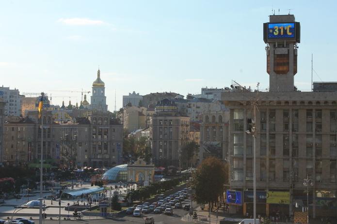 Shop in Kiev, Kyiv city, Ukraine