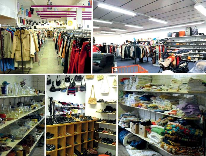 Shop in Berlin, Germany
