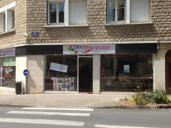 Shop in Poitiers, Poitou-Charentes, France