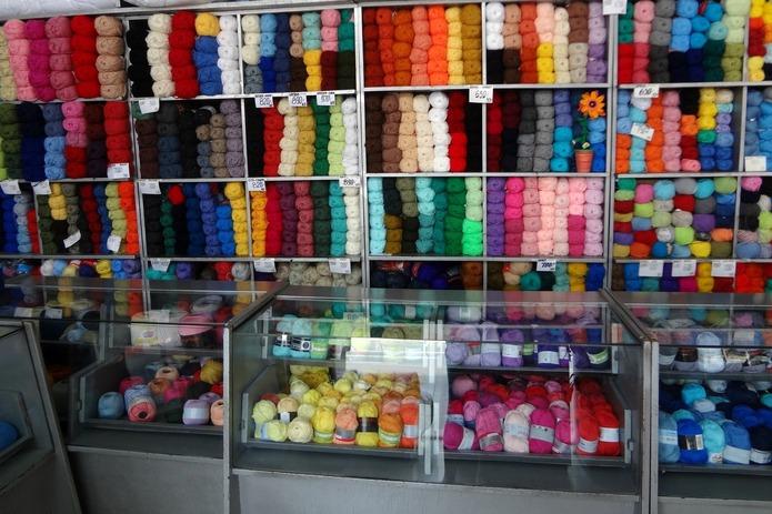 Shop in Skopje, Macedonia (FYROM)