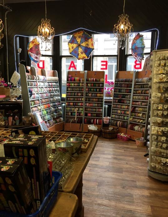 Shop in Manchester, England, United Kingdom