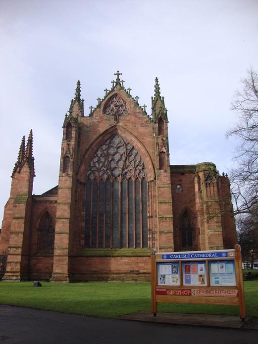 Inspiration in Carlisle, Cumbria, England, United Kingdom